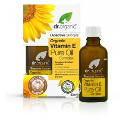 Dr. Organic Természetes E-Vitaminos olaj