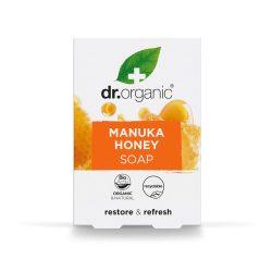 Dr. Organic Bio Manuka mézes szappan