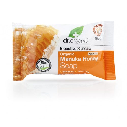 Dr. Organic Szappan bio manuka mézzel