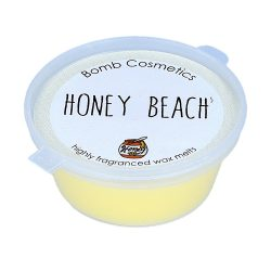 Bomb Cosmetics Honey Beach Mini Melt