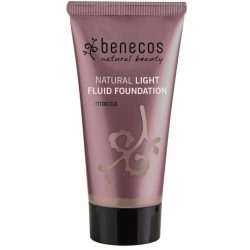 Benecos Light Fluid alapozó Mocca