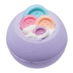 Bomb-jamin Button Bath Blaster