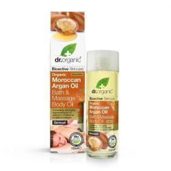 Dr.Organic  Marokkói Argánolaj  Fürdő-és masszázsolaj
