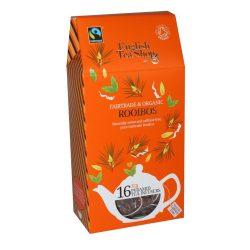 English Tea Shop Rooibos tea Selyemfilterben