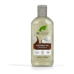 Dr. Organic Bio Kókuszolaj hajsampon 265ml
