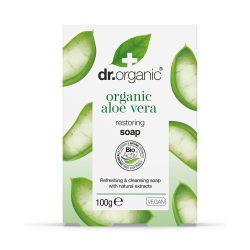 Dr. Organic Szappan bio Aloe verával