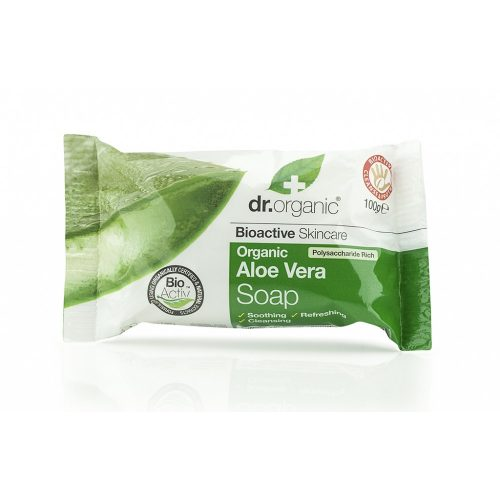 Dr. Organic Bio Aloe Vera szappan