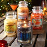 Yankee Candle Dreamy Summer Nights nagy üveggyertya
