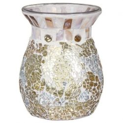Yankee Candle Gold & Pearl Crackle viaszmelegítő