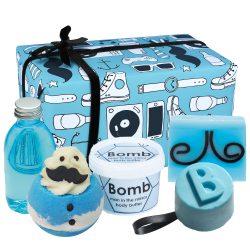 Bomb Cosmetics Kamasz box ajándékcsomag