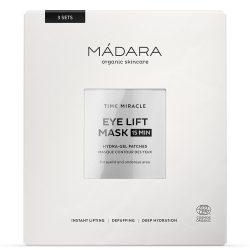 MÁDARA Time Miracle Eye Lift szemmaszk 3 DB