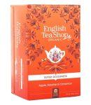 English Tea Shop fűszeres gyümölcsös bio tea