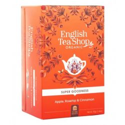 English Tea Shop Bio tea - Almás csipkebogyó fahéjjal 20 filter