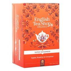 English Tea Shop Bio tea - Almás csipkebogyó fahéjjal 20 filter