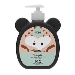 YOPE Körömvirág természetes kézmosó szappan gyermekeknek 400ml