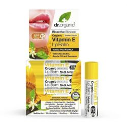 Dr. Organic E-Vitaminos ajakbalzsam