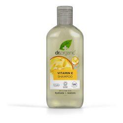 Dr. Organic Hidratáló sampon természetes E-vitaminnal 265ml