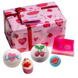 Bomb Cosmetics Csóközön ajándékcsomag