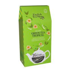 English Tea Shop Trópusi gyümölcsös Zöld tea