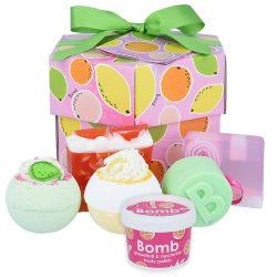 Bomb Cosmetics Gyümölcskosár ajándékcsomag