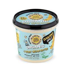 """Planeta Organica Skin Super Good Természetes krémes testvaj """"Banánhajó"""" 360ml"""