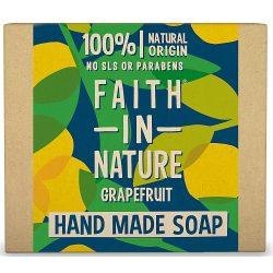 Faith in Nature Bio grapefruit szappan