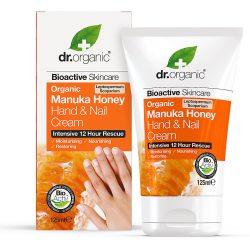 Dr. Organic Bio Manuka mézes kéz- és körömápoló