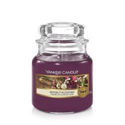 Yankee Candle Moonlit Blossoms kis üveggyertya