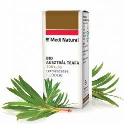 MediNatural Bio teafa illóolaj 100%