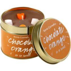 Bomb Cosmetics Csoki narancs gyertya