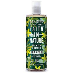 Faith in Nature Tengeri hínár sampon 400ml