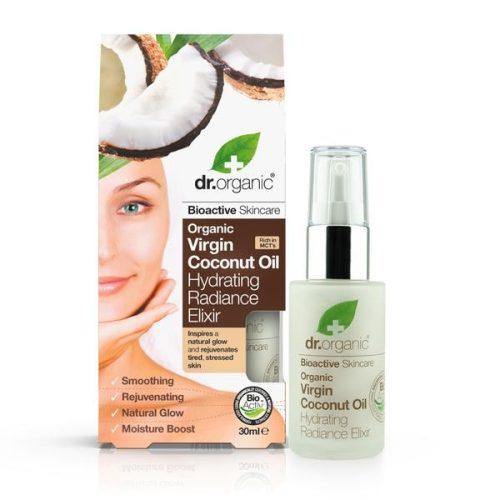 Dr. Organic Bio Kókuszolaj szépségelixír 30ml
