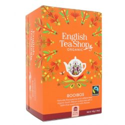 English Tea Shop Bio tea - Roobios 20 filter