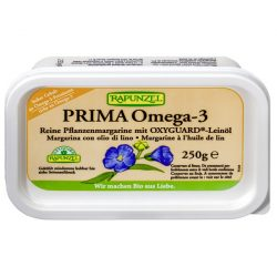 Rapunzel Prima növényi margarin, omega-3 lenolajjal 250g