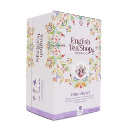 English Tea Shop Youthful Me bio filteres tea