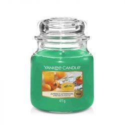 Yankee Candle Alfresco Afternoon közepes üveggyertya