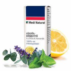 MediNatural Légzéskönnyitő illóolaj 100%
