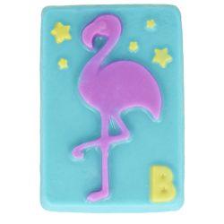 Bomb Cosmetics Flamingó forma szappan