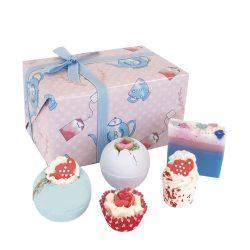 Bomb Cosmetics Teadélután ajándékszett