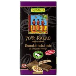 Rapunzel Svájci étcsokoládé 70%-os kakaótartalommal 80g