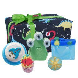 Bomb Cosmetics Dino ajándékcsomag
