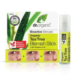 Dr. Organic Bio Teafa ecsetelő pattanások kezelésére