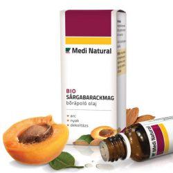 MediNatural Sárgabarackmag bőrápoló olaj