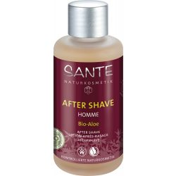 Sante Homme II After Shave BIO Aloe Vera