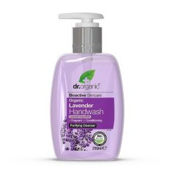 Dr. Organic Bio levendula folyékony szappan 250ml