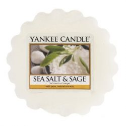 Yankee Candle Sea Salt & Sage Tarts mini viasz
