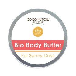 Coconutoil Cosmetics Bio Testvaj Sunny Days 100ml