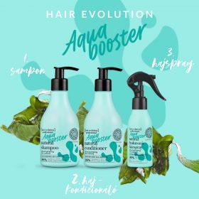 """Hair Evolution """"Aqua Booster"""""""