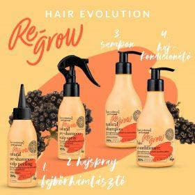 """Hair Evolution """"Re Grow"""""""