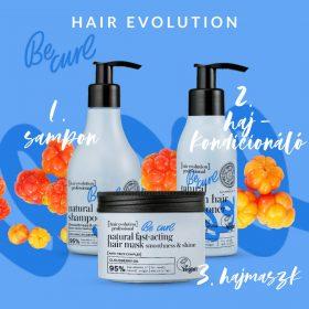 "Hair Evolution ""Be Curl"""